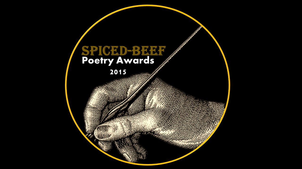 Spiced Beef Poetry Awards